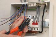 Электромонтажные работы. Подключение бытовой техники